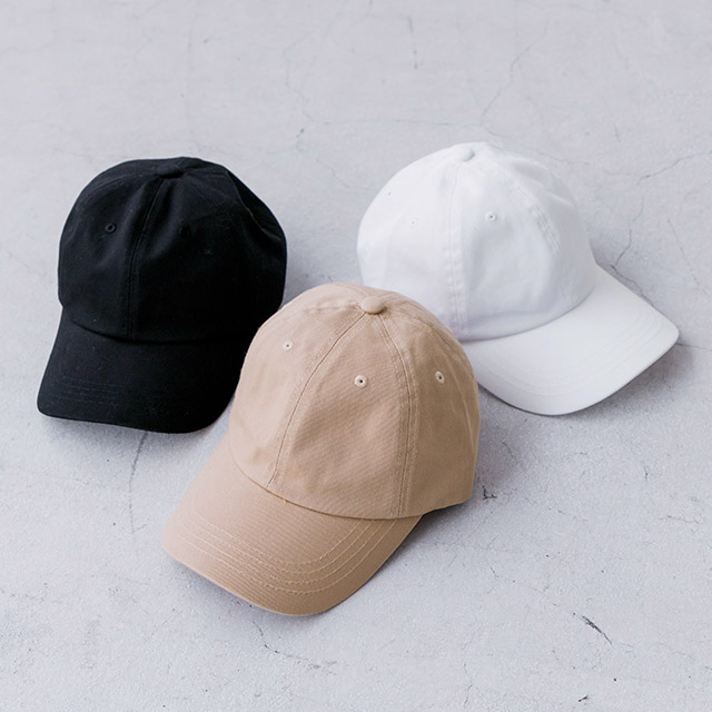 cotton twill cap[705J]