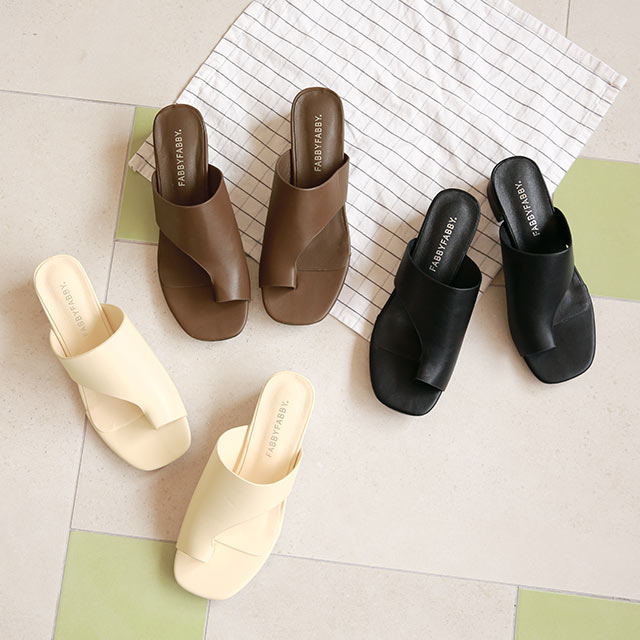 tong heel sandal[730I]