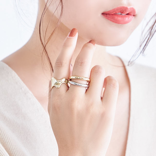 combination ring [746J]