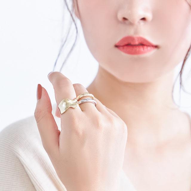 wave ring[747J]