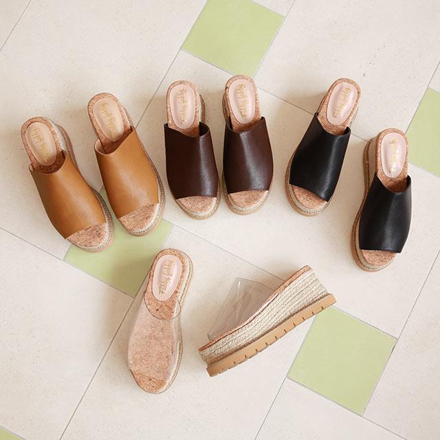 【6/11(thu)19:00〜】platform sandal[794I]