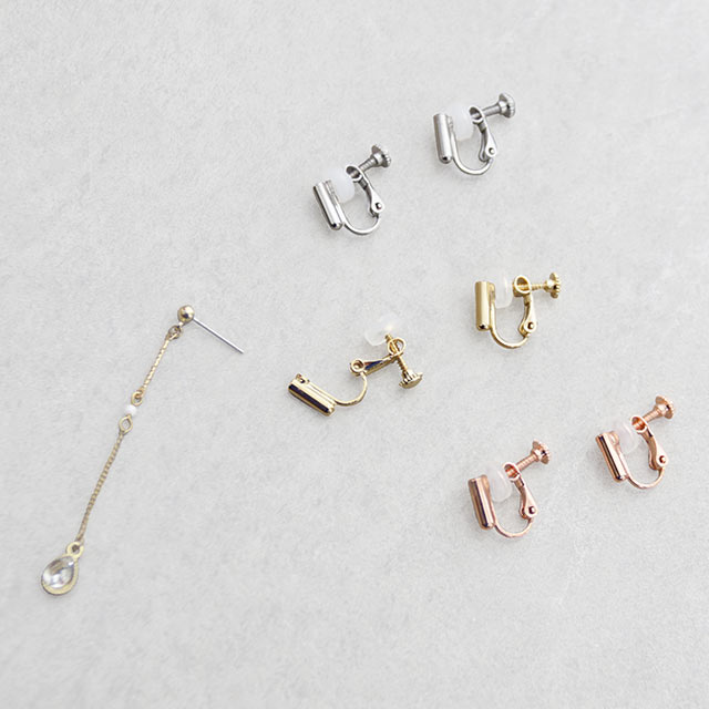 <CLEARANCE SALE>earring converter[797J]