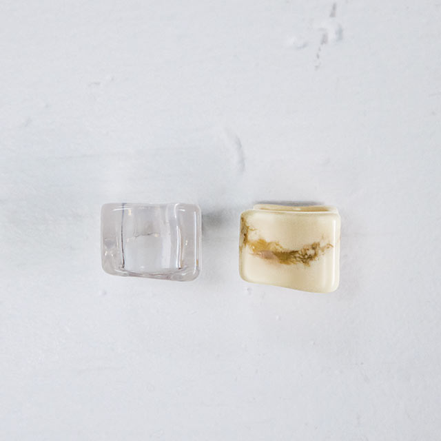 acrylic square ring[829J]
