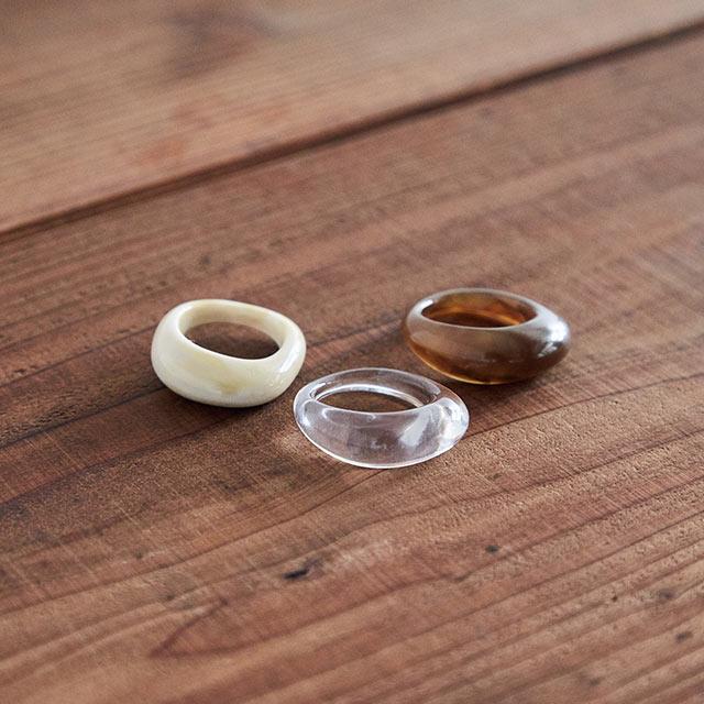 acrylic circle ring[836J]