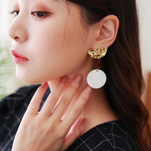 mix charm piasu or earring[852J]
