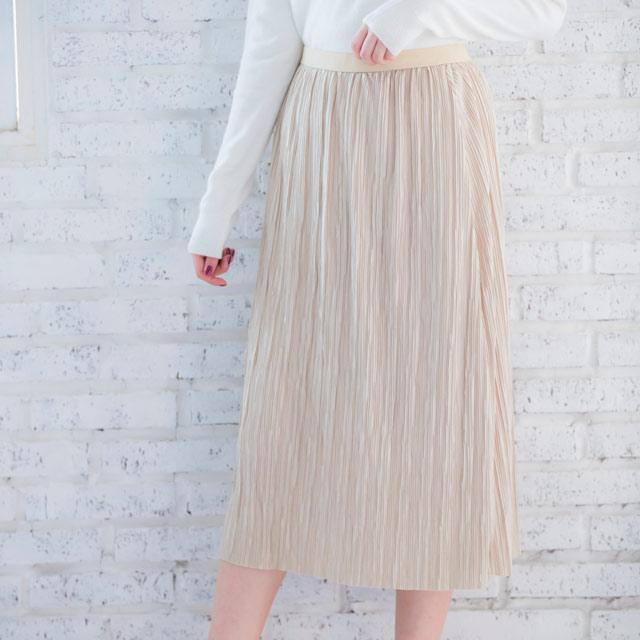 プリーツスカート(全3色)[890M]