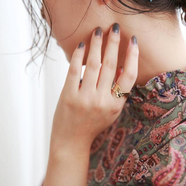 wavy ring[891J]