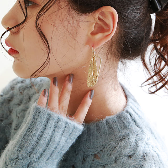 mix circle piasu or earring[904J]