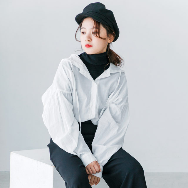 <FINAL SALE>hoodie shirt[950C]
