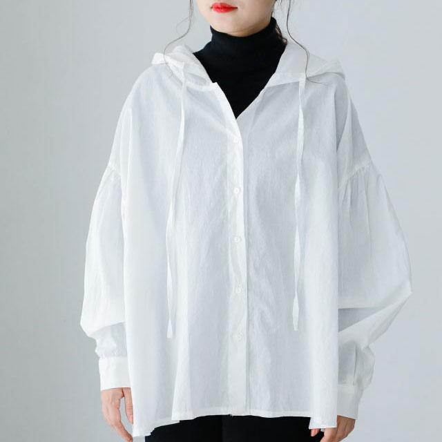 フーディーシャツ(全3色)[950C]