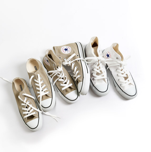 CANVAS ALL STAR★high cut or low cut canvas sneakers[I1666]