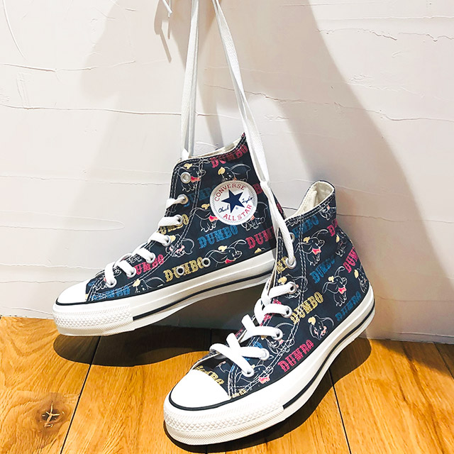 CANVAS ALL STAR★disney dumbo high cut canvas sneaker[I1843]