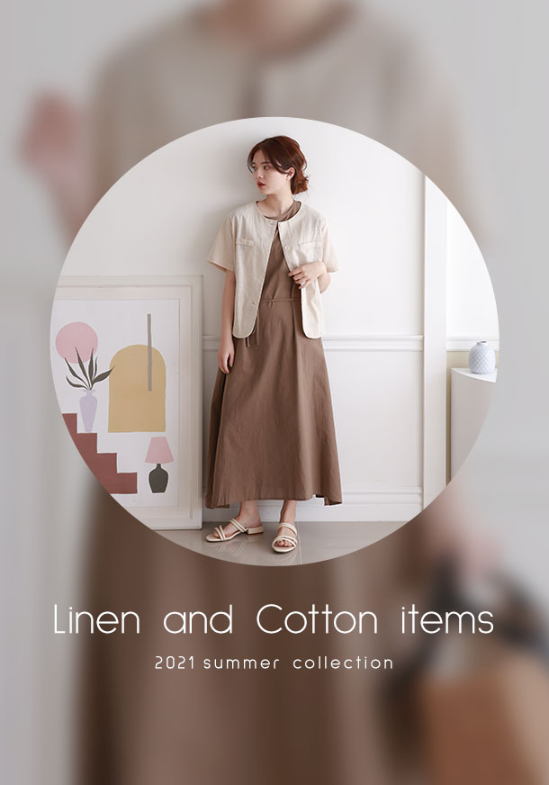Linen and Cotton item