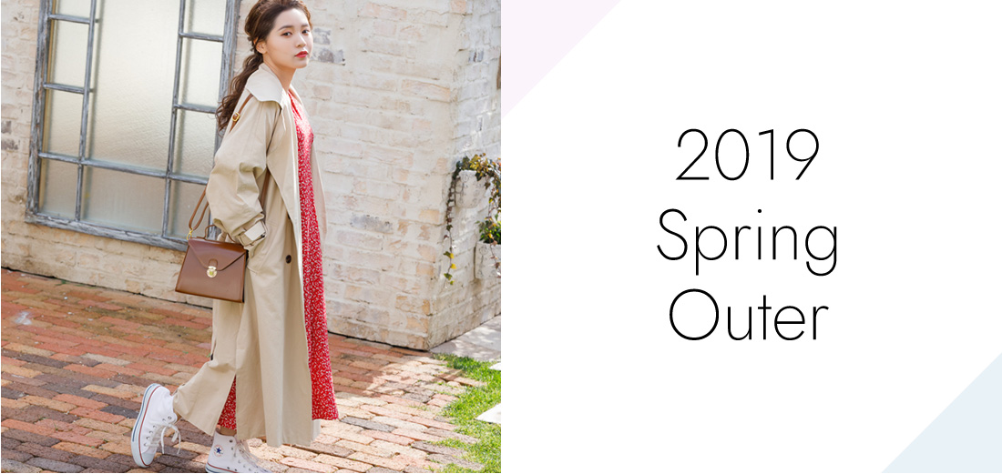 2019 SPRING OUTER