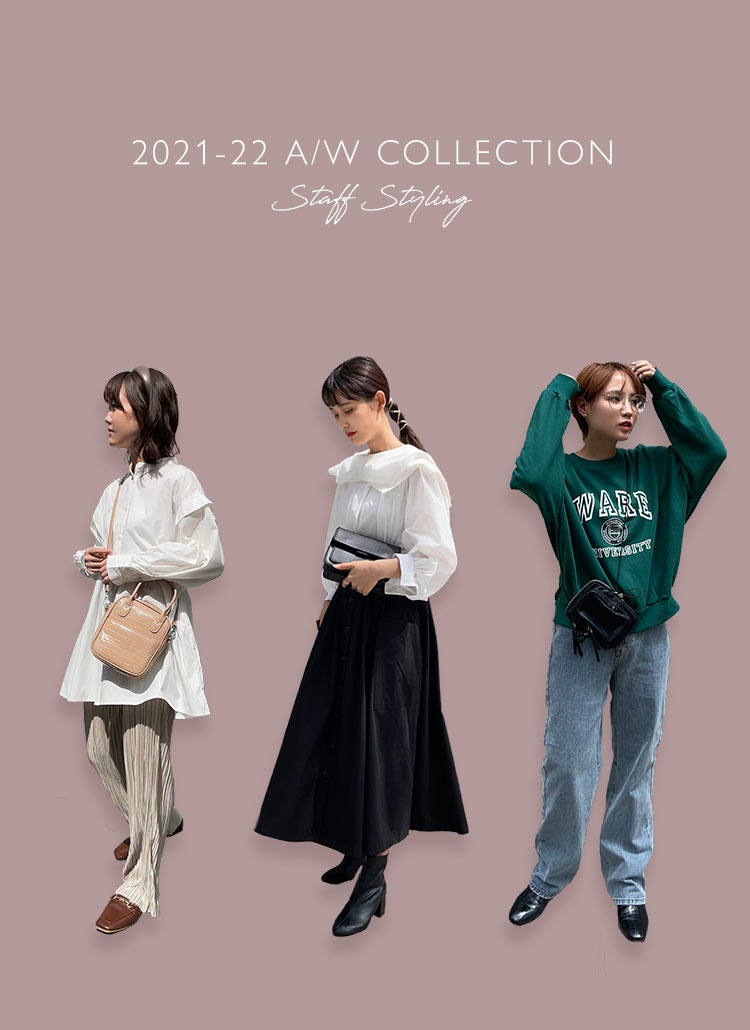 2021-22 A/W COLLECTION